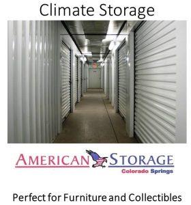Colorado Springs storage unit